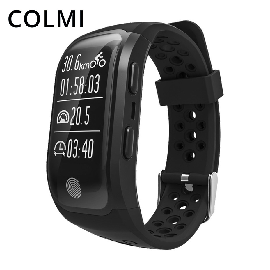 COLMI GPS Smart Band IP68 Waterproof Sports Wristband Multiple sports Heart Rate Monitor Call Reminder Brim S908 Smartband цена