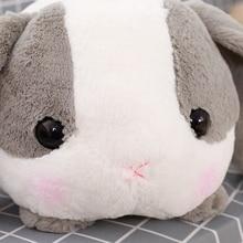 1pc 40cm big long ears rabbit plush animals toys stuffed bunny rabbit soft toys baby kids sleep toys birthday gifts