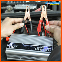 Free Shipping 1000W Auto Truck Boat Power Inverter 12V DC To 110V AC USB