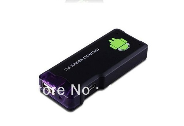 FREE SHIPPING!!!newl android 4.0 Smart TV Google Box Skype 1080P HD mini Player pc ACCEPT MIX ORDER