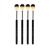 2016 nueva marca de fábrica original Operacosmetics difusor cepillo de cerdas solicitando Iluminadores resaltador fórmulas Remolino # A23