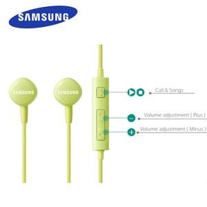 Image 4 - SAMSUNG orijinal HS130 3.5mm kulak içi kulaklık ile mikro kulaklık xiaomi Samsung Galaxy S8 S8Edge destek resmi test