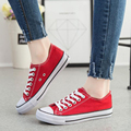Classical Women Canvas Shoes 2017 Casual Lace Up Flats Lace Up Women Shoes Soft White Shoes cd45