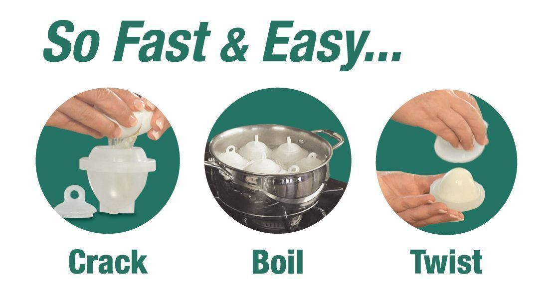 Eggies® Egg Cooker