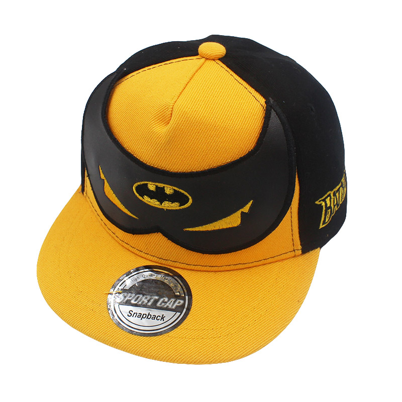 e43daf1707d ... Cap Bat Mask Children s Snapback ...