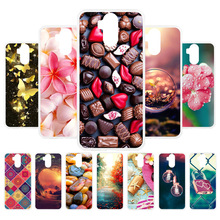 Custom Soft Painted Case For Ulefone Power 3S Case For Ulefone Power 3 Case Silicon Back Cover Fundas For Ulefone Power3S Coque