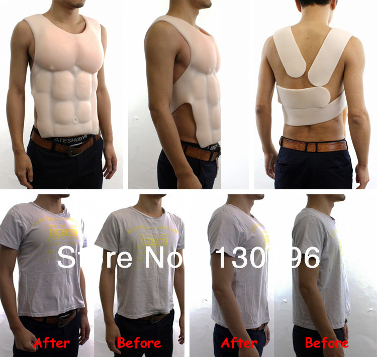 Adult Size Man Muclse Chest Plate Vest Costplay Party Costume Silicon Underwear on Aliexpress.com | Alibaba Group & Adult Size Man Muclse Chest Plate Vest Costplay Party Costume ...