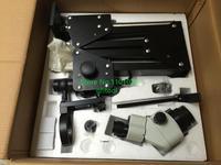 Лидер продаж Jewelry Инструменты для продажи 7X 45X бинокулярный микроскоп с Acrobat Стенд Микроскоп Камера VGA Выход ювелирные изделия Инструменты