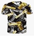 Novo padrão de impressão T camisa homens hip hop camiseta 3d impresso T streetwear harajuku fahsion camisetas