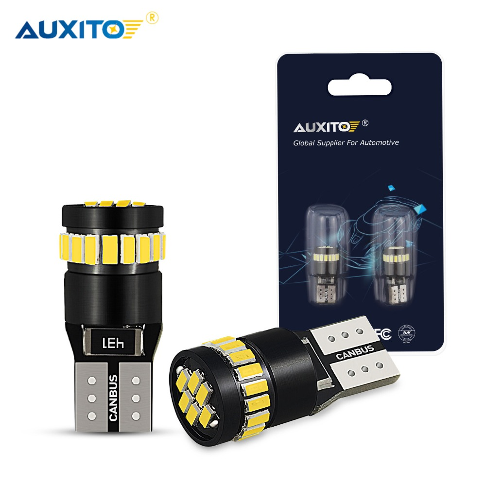 T10 LED W5W LED Car LED 12V Auto Lamp Clearance Light Parking For mitsubishi asx lancer 9 10 pajero outlander l200 colt galant 2x t10 led w5w car led auto lamp 12v clearance parking light bulbs with projector lens for mercedes benz w203 glk r ml w204 c e