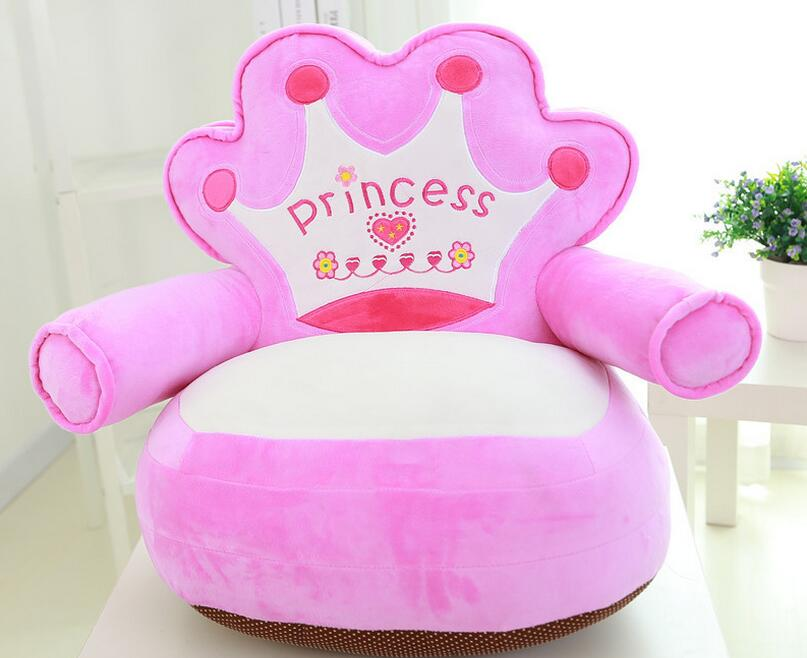 Online buy wholesale plush princess chair from china plush for Cute toddler chairs