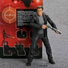 "Terminator Genisys Guardian, ПВХ фигурка, Коллекционная модель игрушки 7 ""18 см MVFG360"