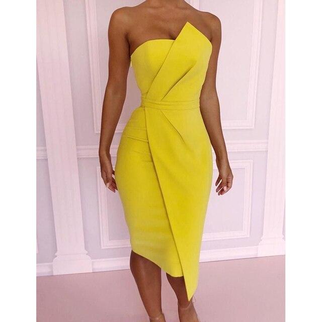 Sexy Stylish Bodycon Dress