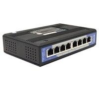 UT 6408 8 портов промышленного класса управляемый коммутатор Ethernet 10/100 Мбит/с Автоматическое согласование полный дуплекс полудуплекс auto MDI/MDI X