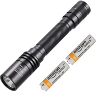 NITECORE MT21A with 2 x AA Batteries 260 Lumens CREE XP E2 R2 LED Multitask Flashlight EDC Torch Outdoor Camping Free Shipping