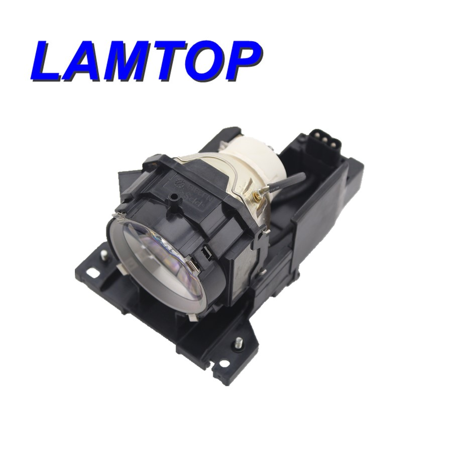 Compatible projector bulb / projector lamp with housing/cage DT00871 fit for projector CP-X615 CP-X705 CP-X807