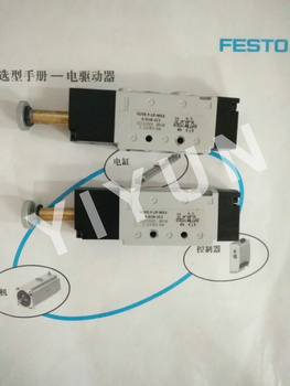 VUVE-F-LP-M52-A-G18-1C1 15151001 VUVE-F-L-B52-G38-1B2 550466 VUVE-F-L-M52-M-G14-3AB2 550403 FESTO Solenoid valve