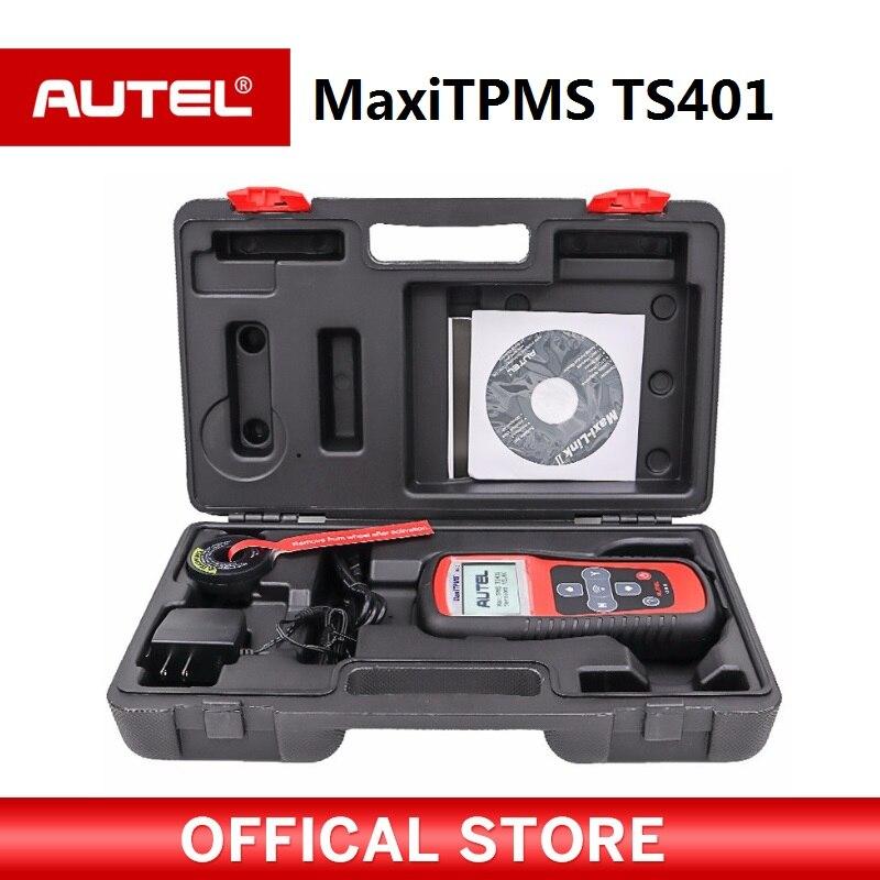 Autel Système de Surveillance de Pression Des Pneus TS401 avec MX Capteur Programmation fonction
