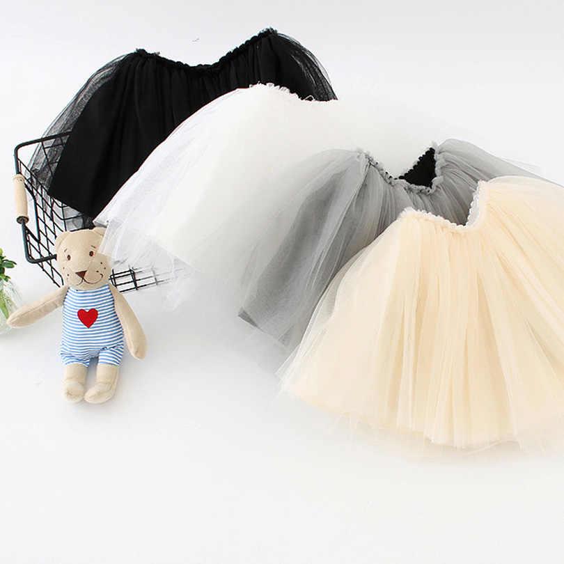 Bebê menina roupas de natal rosa tutu saia crianças princesa meninas saia vestido de baile pettiskirt festa de aniversário kawaii saias 0-4y novo