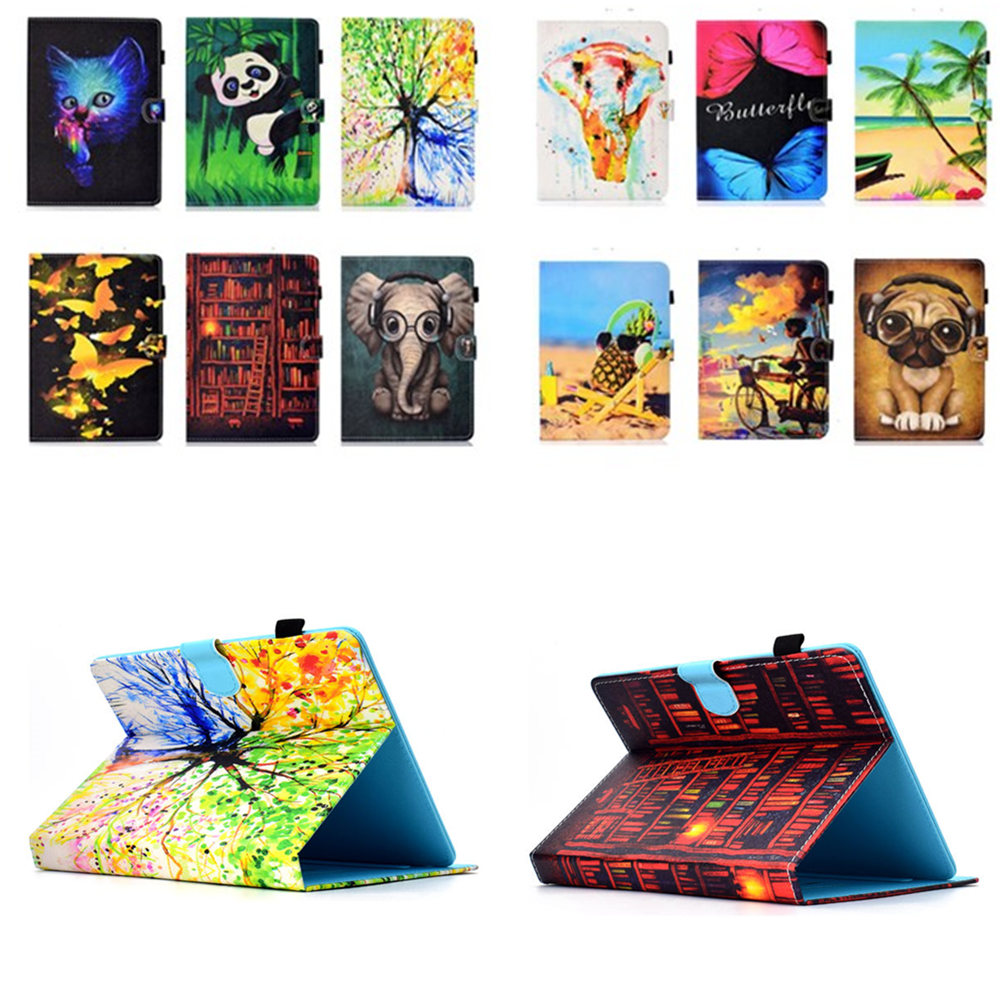 f8fcacd54d4 PU Leather 8.0 inch Universal Case For chuwi hi9 pro 8.4 inch / hi8 Air pro  vi8 plus 8 inch Tablet Cute Cover+pen