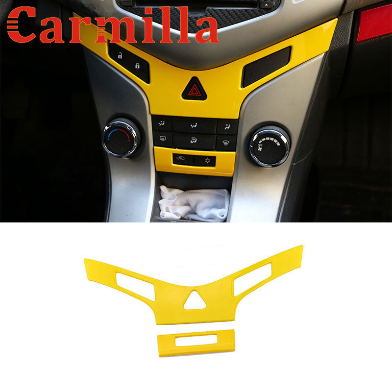 Carmilla Center consolepaneel Air conditioning vent pailletten - Auto-interieur accessoires - Foto 3