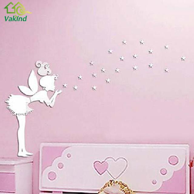 Angel Fairy Star Wall Sticker