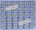 10PCS LG3535 5W led  Cold White 6000-6500K Warm White 3000-3200K 1-3W-5W LED with 20mm Star PCB instead of CREE XPG2 XP-G LED