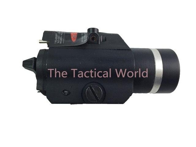 Zaklamp Rood Licht : M7 tactische zaklamp met rode laser led licht voor riflescope jacht