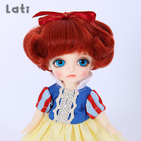 Free Shipping Lati Yellow Sophie BJD Dolls 1/8 White Snow Princess High Quality Cute Girl Toys Best Xmas Gift Luts Linachouchou