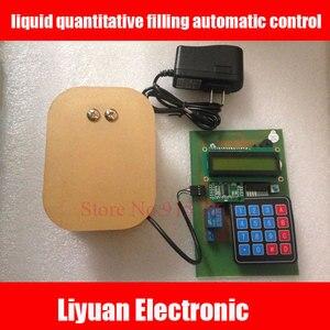 Image 2 - Ogniwo obciążeniowe/płynne napełnianie ilościowe automatyczna kontrola/kontrola masy napełniarka/napełnianie waga elektroniczna