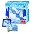 North Pole Adventure 48 puzzle camouflage kids toys Best parent child game