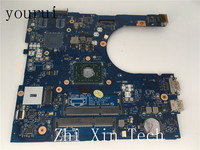 yourui 1N0C6 01NC06 CN 01N0C6 For Dell Inspiron 5455 5555 Laptop Motherboard AAL12 LA C142P With A8 7410 CPU Tested ok