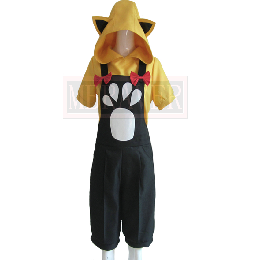 Vocaloid Kagamine Len Halloween Cosplay Costume Custom Made Any Size