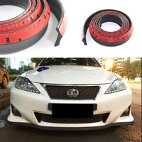 For Lexus IS200 250 300 LS430 460 600h ES240 250 300H 330 350 HS250H Car Front Tape Tapes / Car Lip Deflector Lips / Body Kit