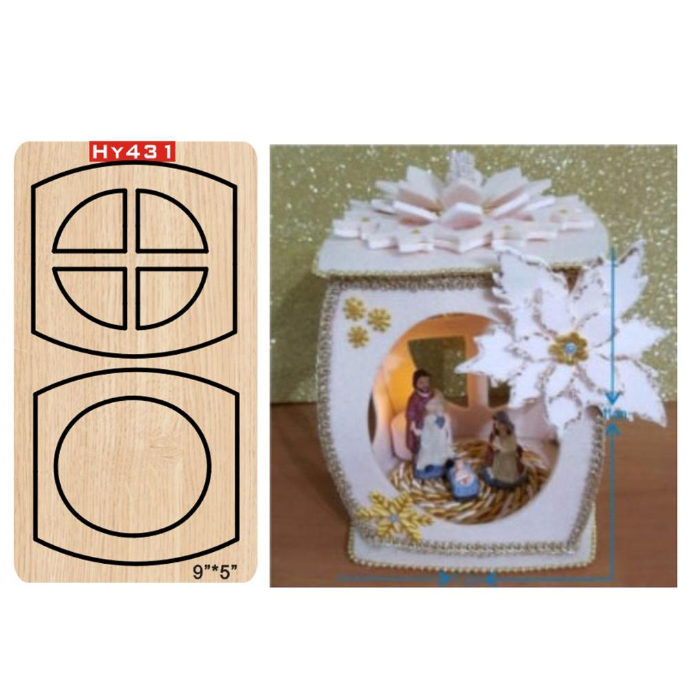 Christmas Light Cutting Dies Cutting Dies 2019 New Die Cut &wooden Dies Suitable For Common Die Cutting Machines On The Market