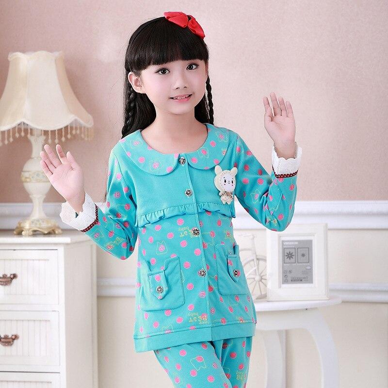 f0ab3d14b Top 100 cotton girls long sleeve pajamas sets character minion pijama  infantil kids for girl sleepwear children nightwear set en Pijamas  Completos de Mamá y ...