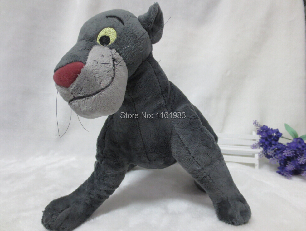 The Jungle Book Bagheera Plush 23cm Lion Plush