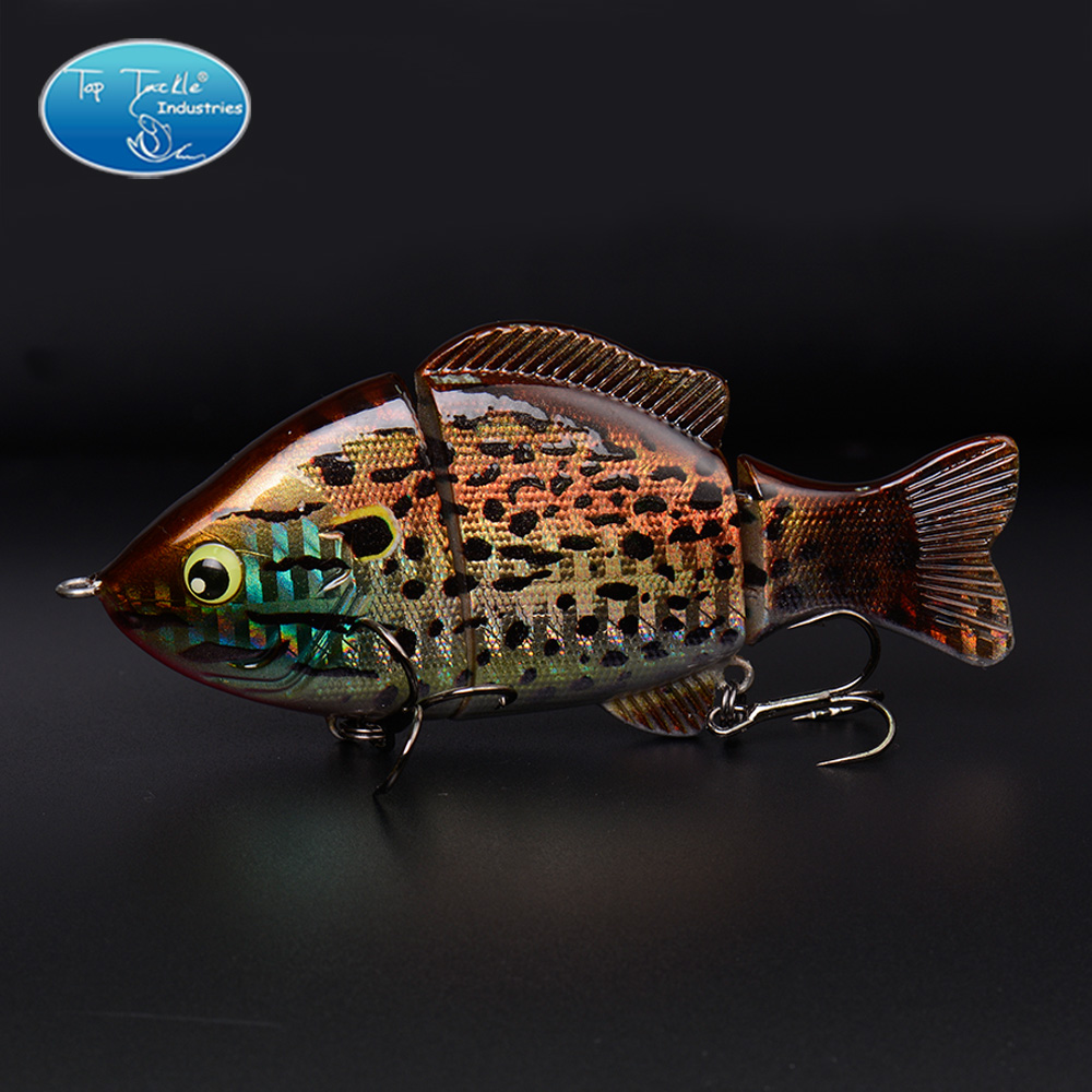 Jointed Bait Swim bait S Swim motion laser Painting Fishing Lure Fishing tackle 90MM mymei life like multi jointed fishing lure swim bait 3 9 fishing bass pike killer