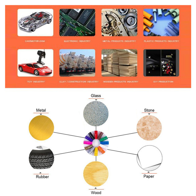 Vehicle Professional Magic Car Scratch Repair Paint Tire Pen Mending Repairing Pen Auto Car Accessories Motorcycle Waxing Sponge