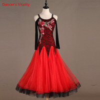 Custom High Grade Women's Ball Gowns Dancing Competition Dress for Dancing Ballroom Dancing Dresses Waltz Dress for Dancing