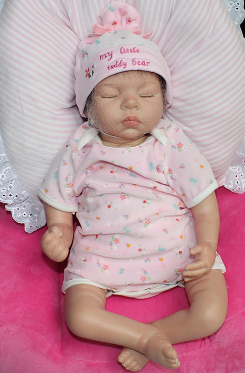 lifelike simulation soft gentle touch reborn baby doll  fashion doll toys for children Adult collection Hobbieslifelike simulation soft gentle touch reborn baby doll  fashion doll toys for children Adult collection Hobbies