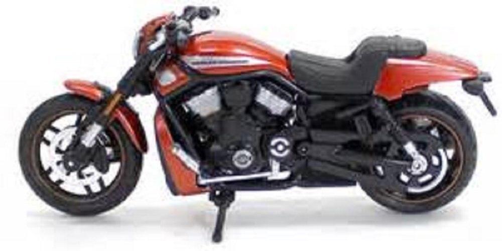 Maisto 1 18 Harley 2012 VRSCDX Night Rod MOTORCYCLE BIKE Model FREE SHIPPING