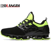 Bolangdi Big Size 36 44 Men Women Running Shoes Outdoor Breathable Jogging Sport blade Shoes For Men's krasovki Walking Sneakers