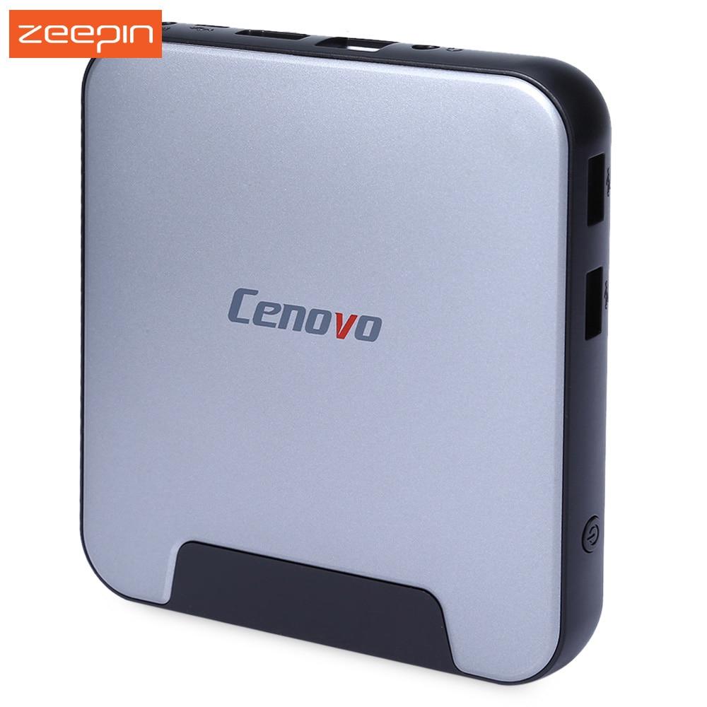 Newest Cenovo Mini PC 2 10 TV Box Cherry Trail Z8300 Quad core CPU 2GB 32GB