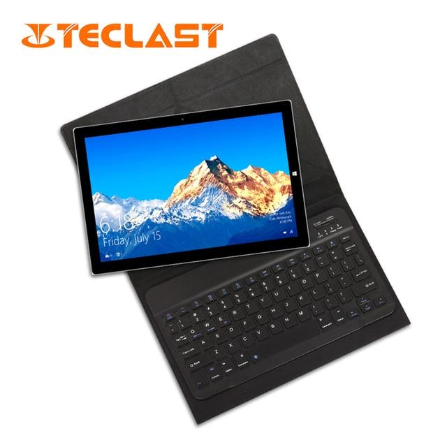 Teclast Tbook 10 s 2 trong 1 máy tính bảng 10.1 inch Windows10 + Android 5.1 4 GB RAM 64 GB eMMC ROM Intel Quad Core BT4.0 HDMI GPS Tablet PC