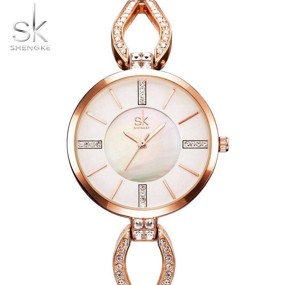 2018 Favourite Luxury Brand Women Watches Diamond Dial Bracelet Wristwatch For Girl Elegant Ladies Quartz Watch Female Dress