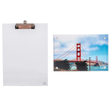 Cleardesktop stationery series Photo Frame - Fits 4