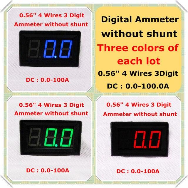 Dc Panel Meter Wiring - Wiring Diagram G11 on