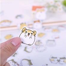 Cute Kawaii Cat Panda Stickers