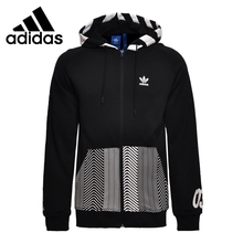 Original New Arrival 2017 Adidas Originals HOODY NY LOGO Men s jacket Hooded Sportswear